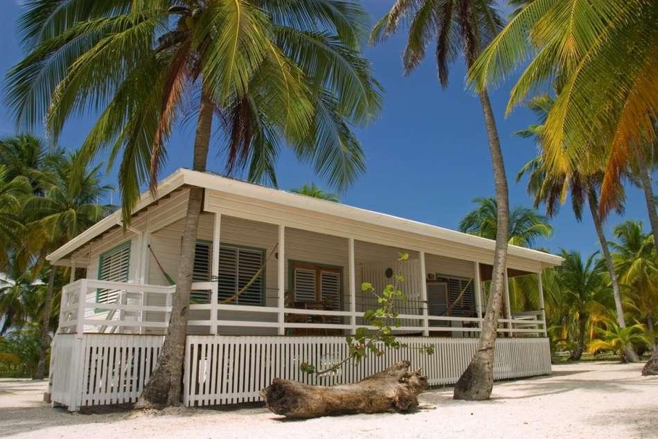 Pelican's Pouch | Cottage unter Palmen | © Karibik Inside