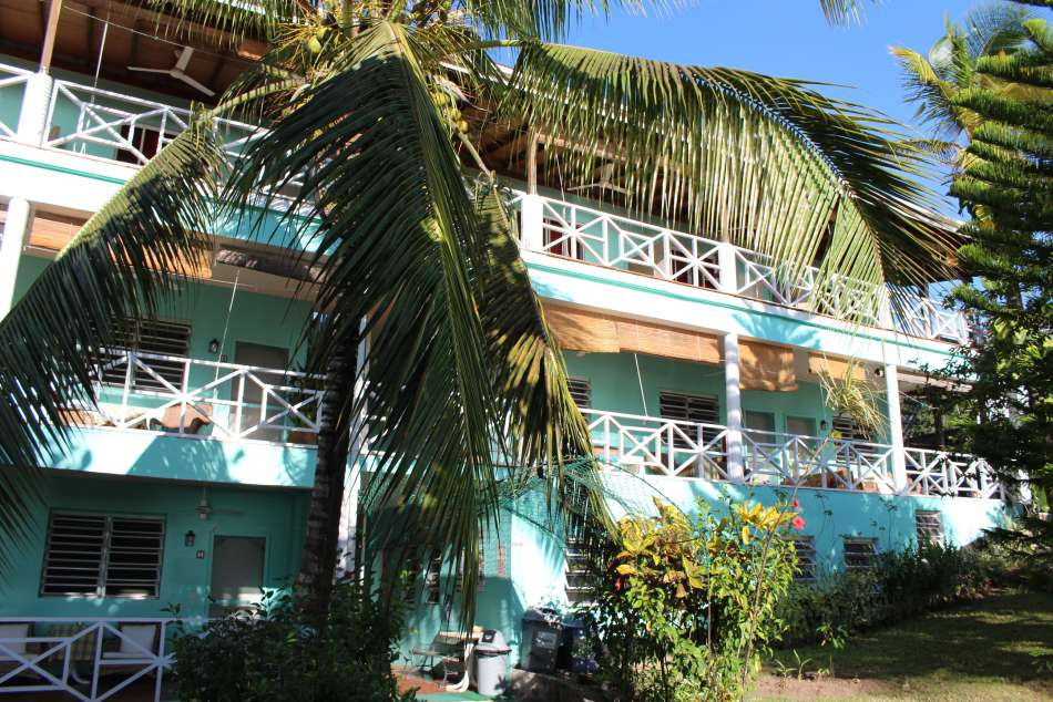 Tamarind Tree Hotel | Hotel-Front | © Tamarind Tree Hotel