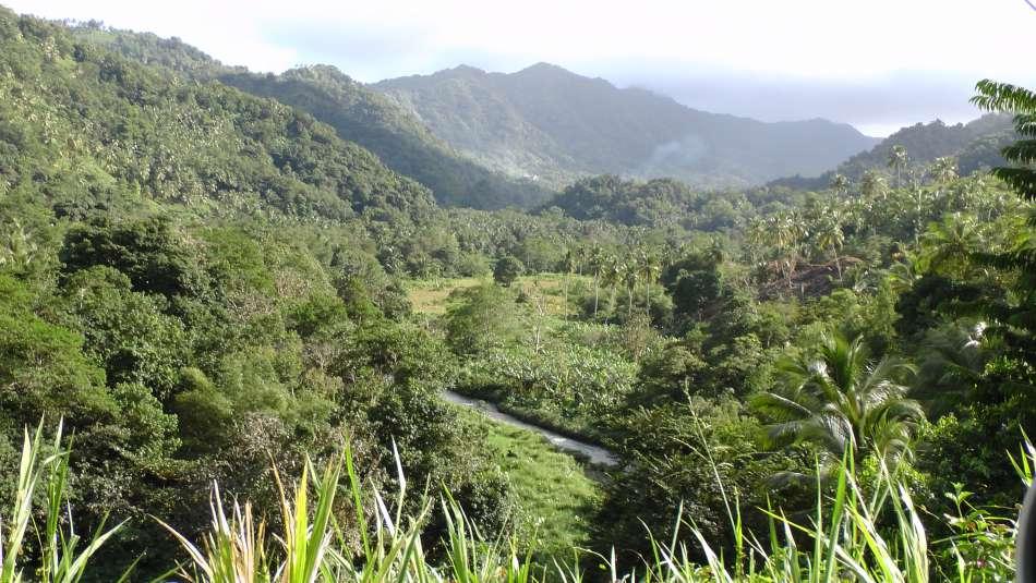 Dominica | Layou River | © Günter Klos