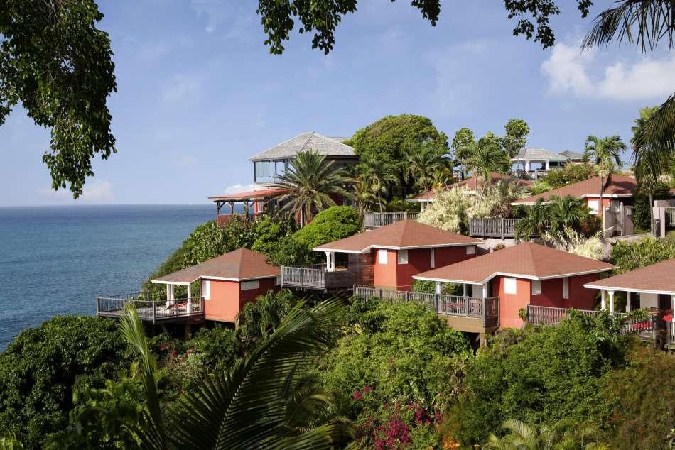 La Toubana | Bungalows | © Des Hotels  & Des Iles