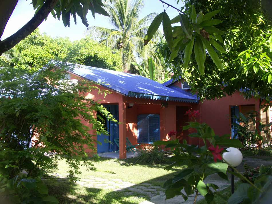 Le Rotabas | Garten-Bungalow | © Karibik Inside