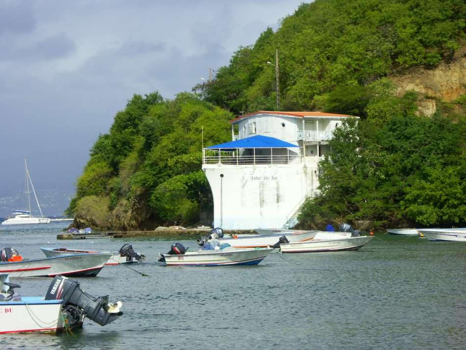 Guadeloupe - Les Saintes   Terre-de-Haut   © Karibik Inside