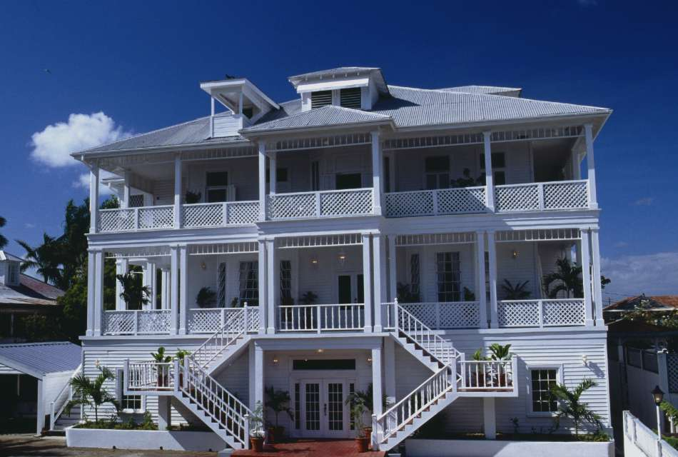 The Great House   Hotelfront   © Karibik Inside