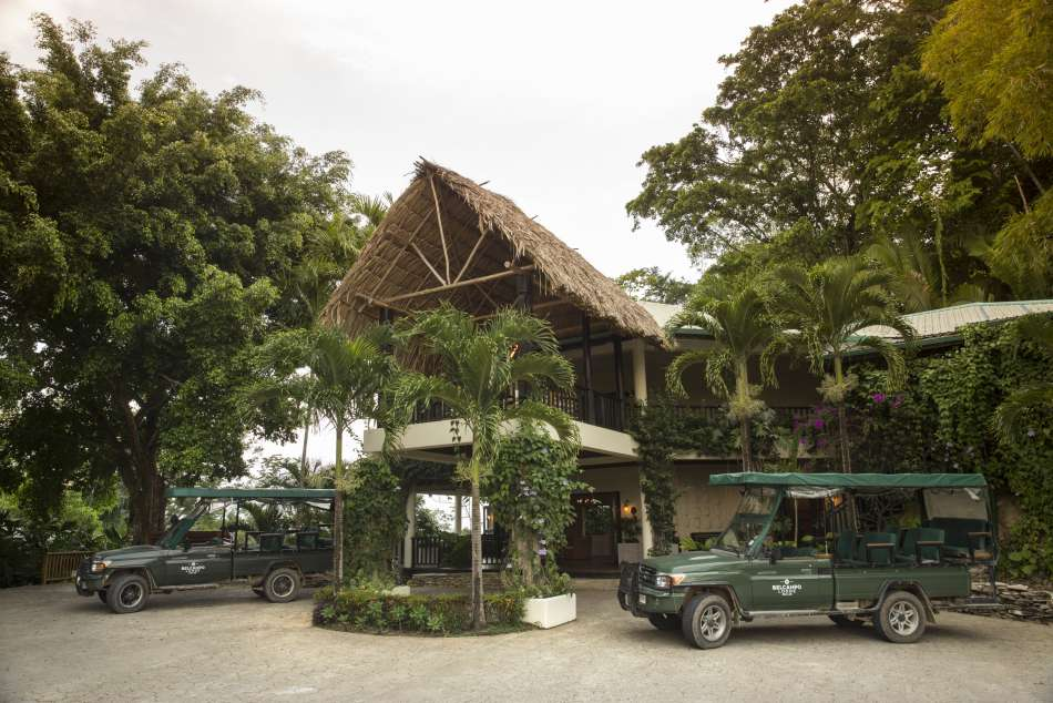 Belcampo Belize Lodge | Lobby | © Belcampo Belize Lodge