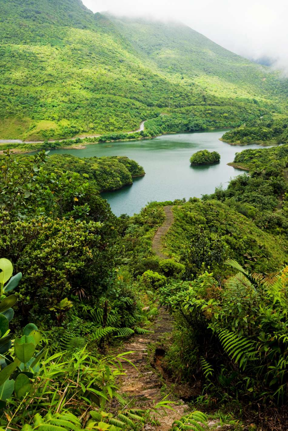 Dominica | Freshwater Lake | © Dominica Tourist Board