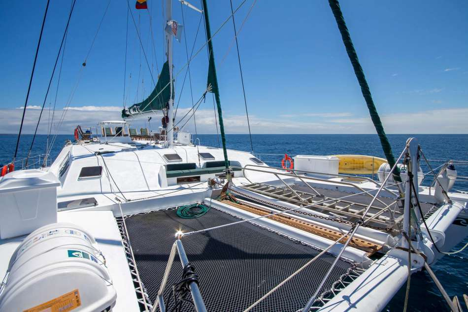 Nemo 72 | An Deck | © Dreamyacht Charter