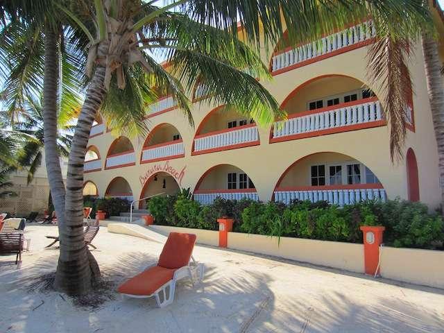 Banana Beach Resort | Blick vom Strand | © Banana Beach Resort