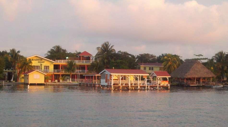 Paradise Vacation Hotel | Hotel am Strand von Placencia | © Paradise Vacation Hotel