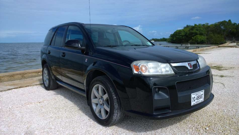 Mietwagen Belize | Saturn Vue | © AQ Belize Auto Rentals 4 Less
