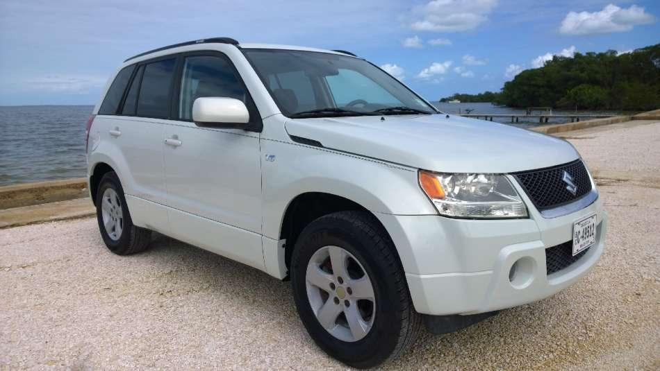 Mietwagen Belize | Suzuki Grand Vitara | © AQ Belize Auto Rentals 4 Less