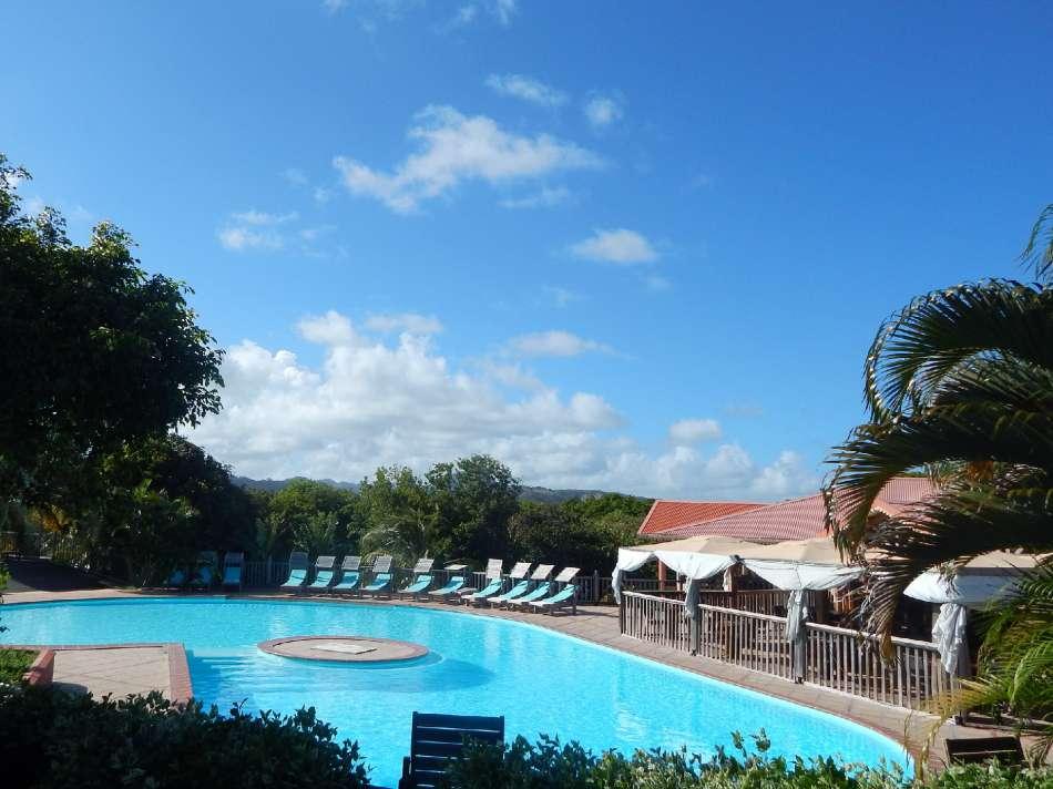 Cap Macabou   Pool & Restaurant   © Cap Macabou