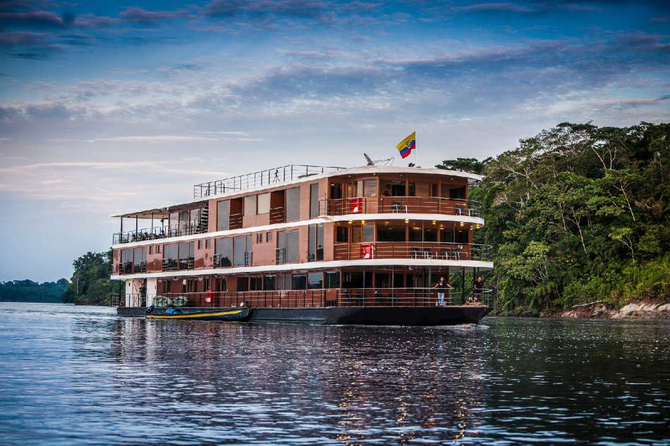 "Anakonda Amazon Cruises | MV ""Anakonda"" 