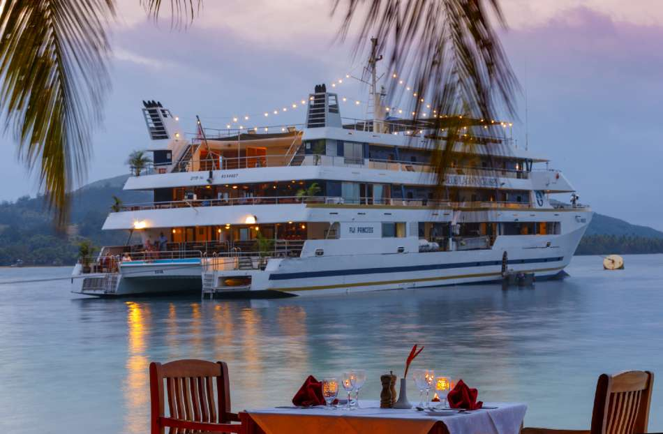 "MV ""Fiji Princess"" 