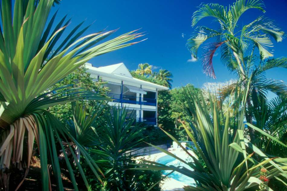 Residence Madi Créoles   Im Garten   © Karibik Inside
