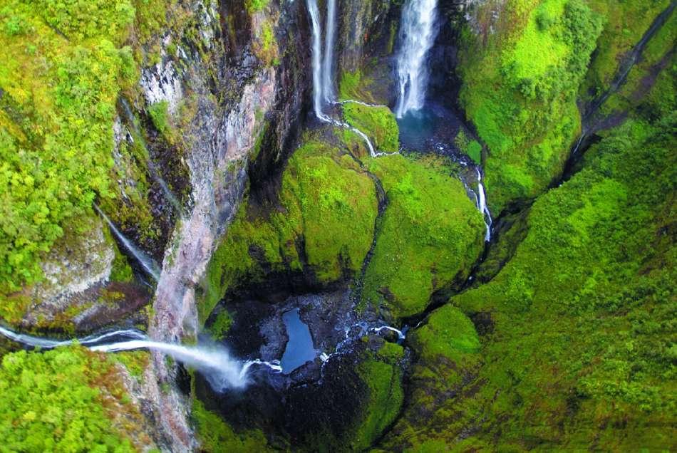Reunion | Wasserfälle Trou de Fer | © Anthurium Tourisme Ocean Indien