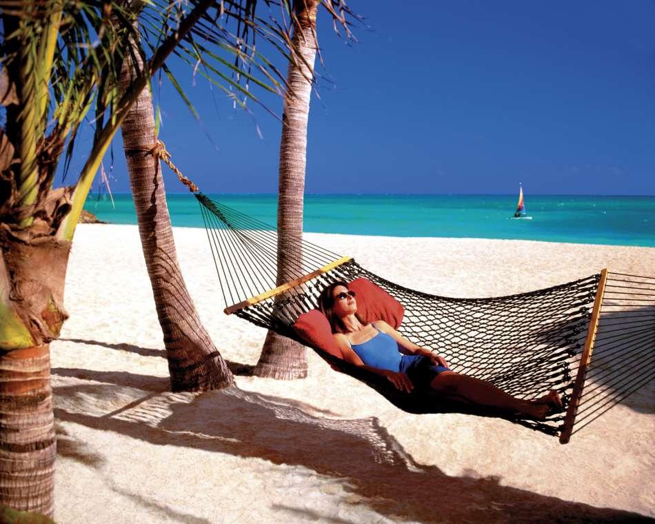 Bahama Islands   Hängematte im Paradies   © The Bahama Tourist Office Central Europe