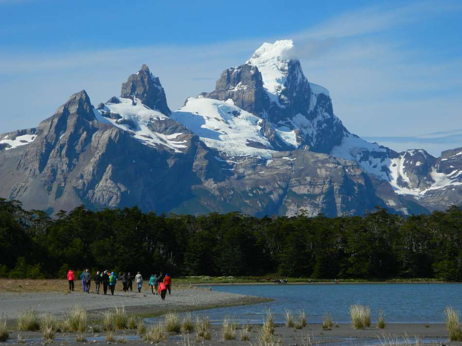 Chile | Die Cordillera Darwin | © Australis