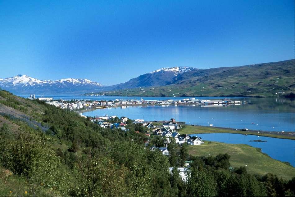 Island | Akureyri | © Variety Cruises