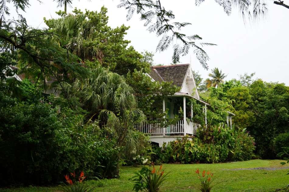 Balenbouche Estate | Das Herrenhaus | © Karibik Inside