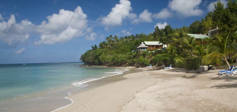 Calabash Cove Resort | Strand an der Choc Bay | © Calabash Cove Resort