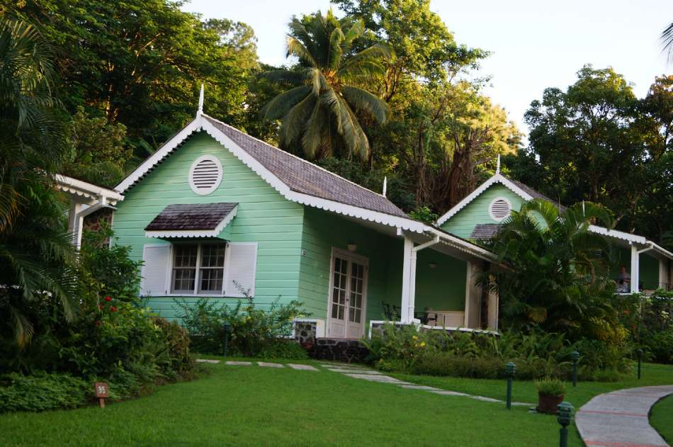 East Winds   Deluxe Cottage   © Karibik Inside