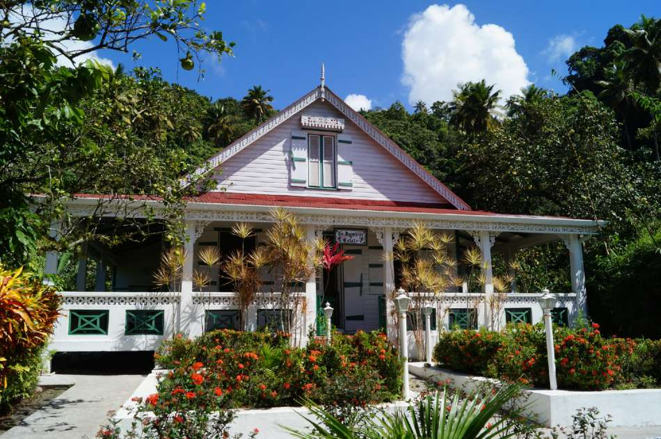 La Dauphine Estate | Great House | © Karibik Inside